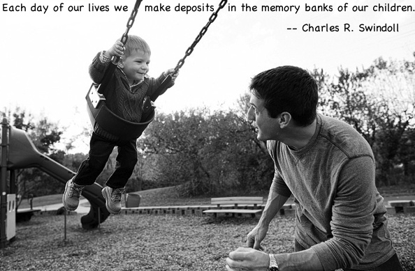 Father And Son Quote 8 Picture Quote #1