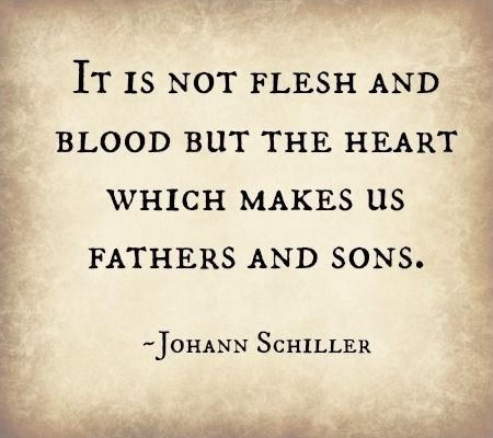 Father And Son Quote 9 Picture Quote #1