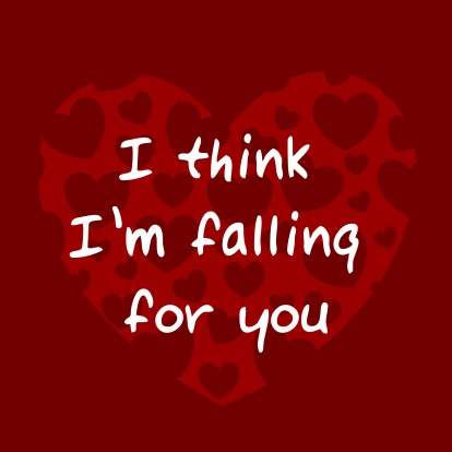 I Think Im Falling For You Quote 1 Picture Quote #1