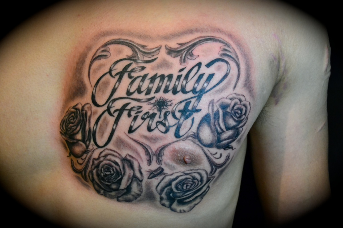 Family Tattoo Quote | Quote Number 609080 | Picture Quotes