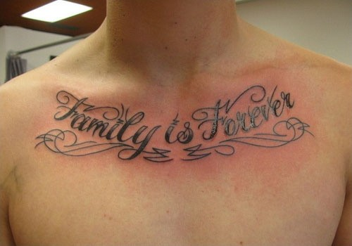 Family Tattoo Quote 5 Picture Quote #1