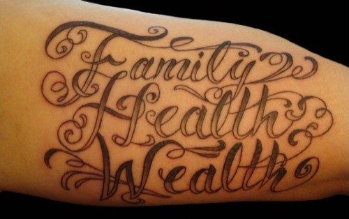Family Tattoo Quote 7 Picture Quote #1