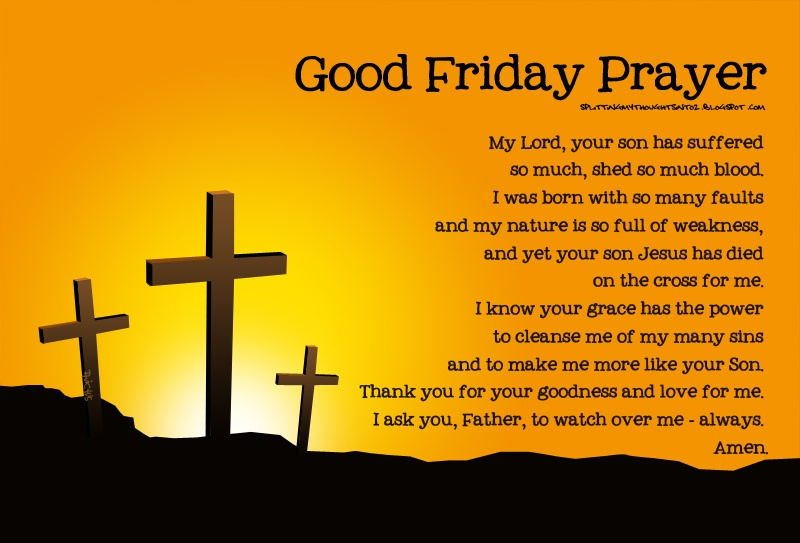 Good Friday Christian Quotes