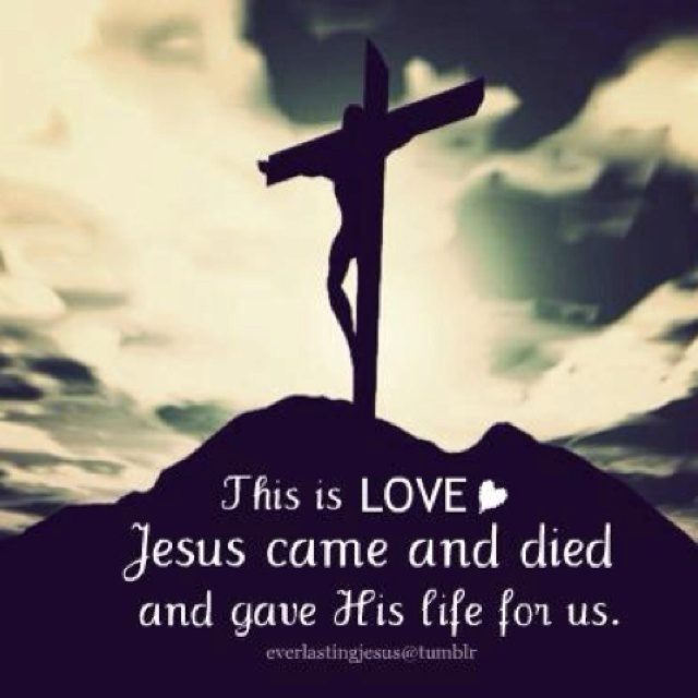 Good Friday Inspirational Quote | Quote Number 609106 ...
