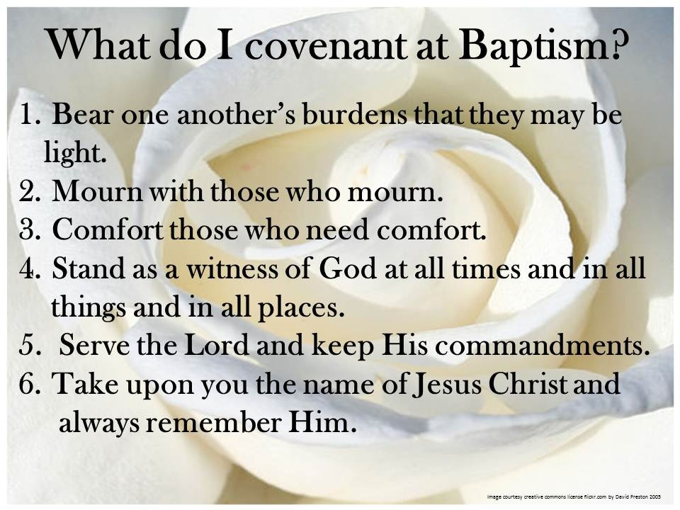 Baptism Quote 3 Picture Quote #1