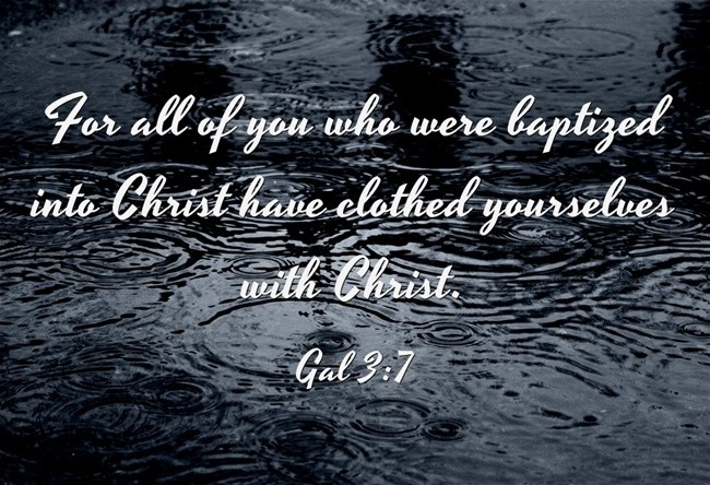 Baptism Quote 10 Picture Quote #1