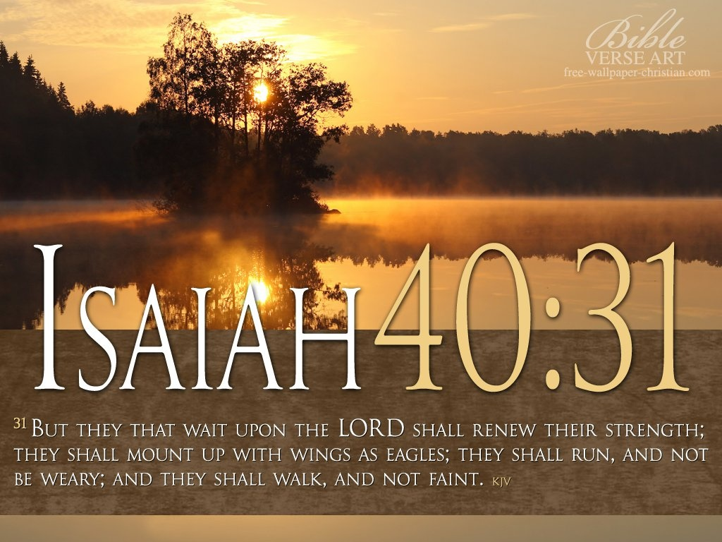 Bible Quote About Strength | Quote Number 609201 | Picture ...