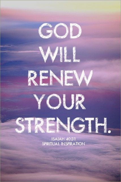 Bible Quote About Strength 23 Picture Quote #1