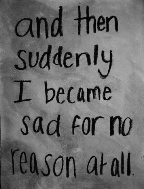 Feeling Sad Quote 3 Picture Quote #1