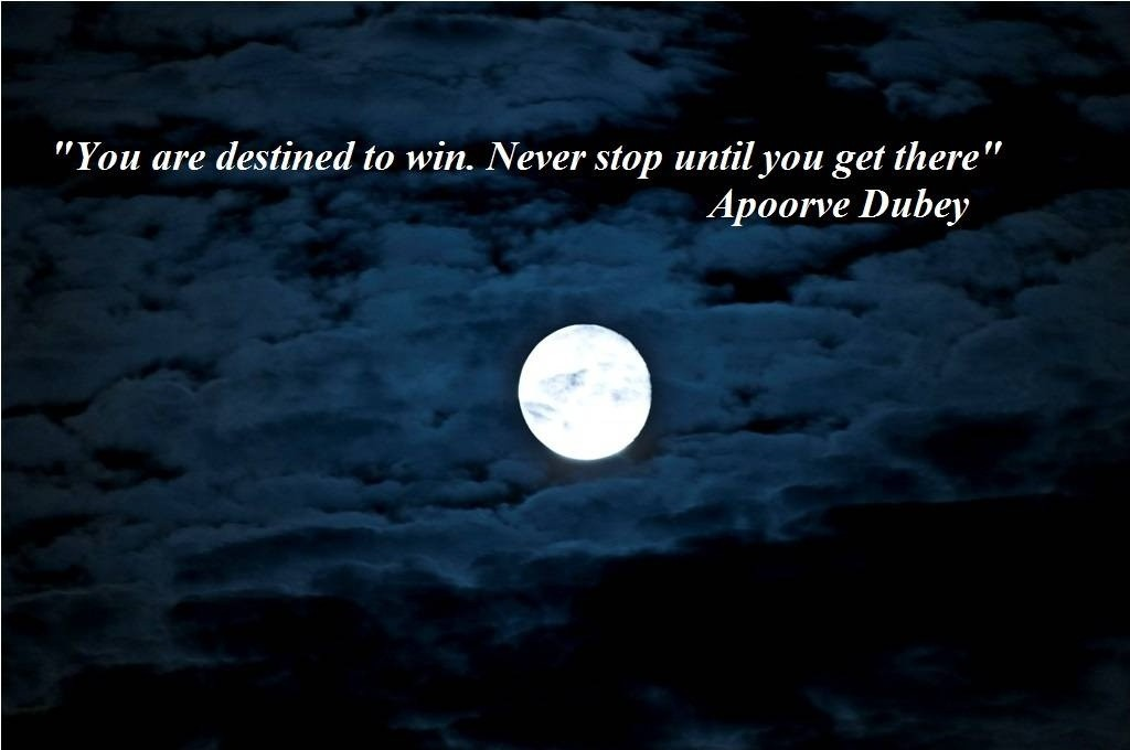 Inspirational Quote About Success 3 Picture Quote #1