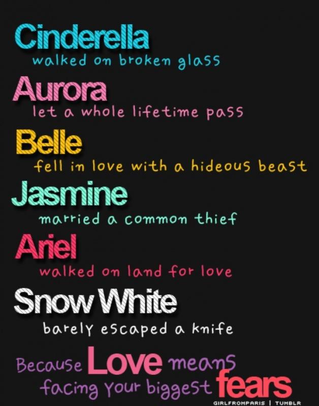 Disney Love Quote 4 Picture Quote #1