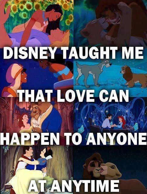 Disney Love Quote 18 Picture Quote #1