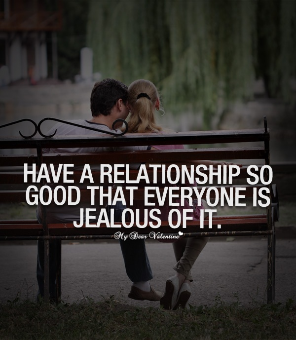 Really Good Relationship Quote 1 Picture Quote #1