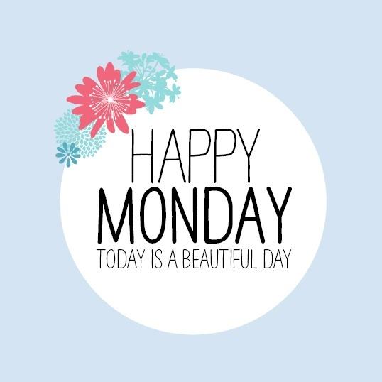 Happy Monday Quote 1 Picture Quote #1