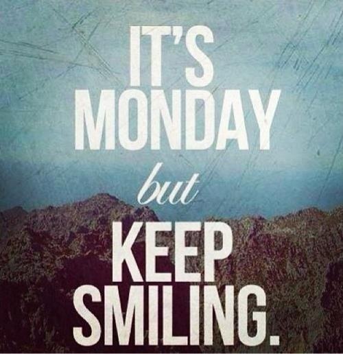 Happy Monday Quote 5 Picture Quote #1
