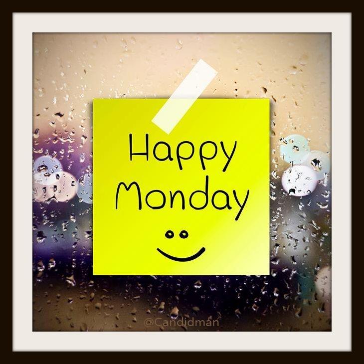 Happy Monday Quote 7 Picture Quote #1