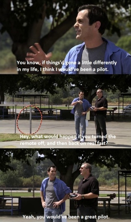 Modern Family Quote 1 Picture Quote #1