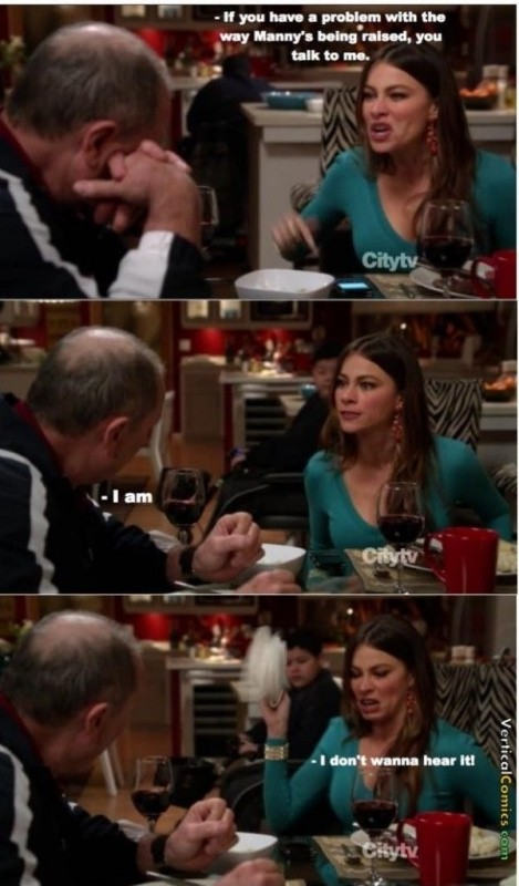 Modern Family Quote 21 Picture Quote #1