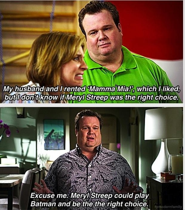 Cam Modern Family Quote 5 Picture Quote #1