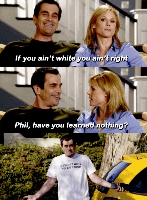 Claire Modern Family Quote 1 Picture Quote #1