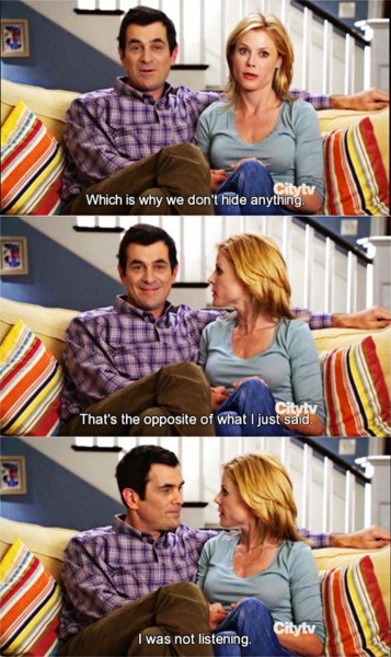 Claire Modern Family Quote 10 Picture Quote #1