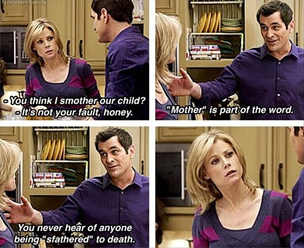 Claire Modern Family Quote 11 Picture Quote #1