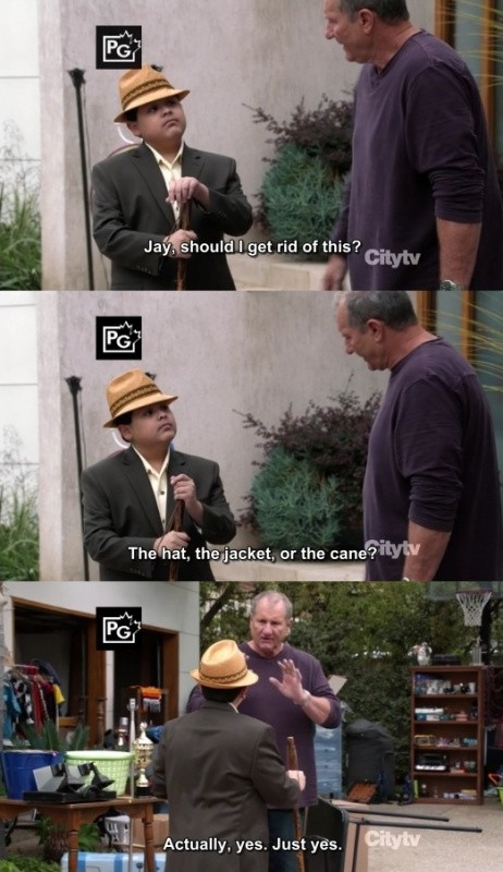 Jay Modern Family Quote 5 Picture Quote #1