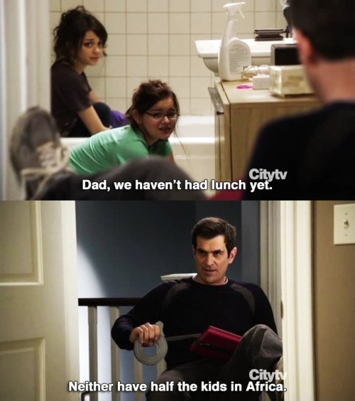 Modern Family Quote 31 Picture Quote #1