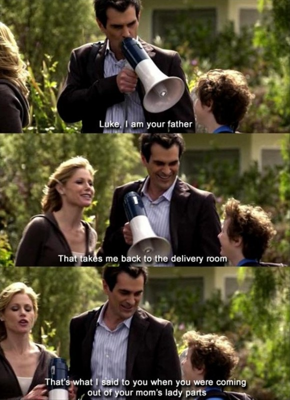 Modern Family Funny Quote 4 Picture Quote #1