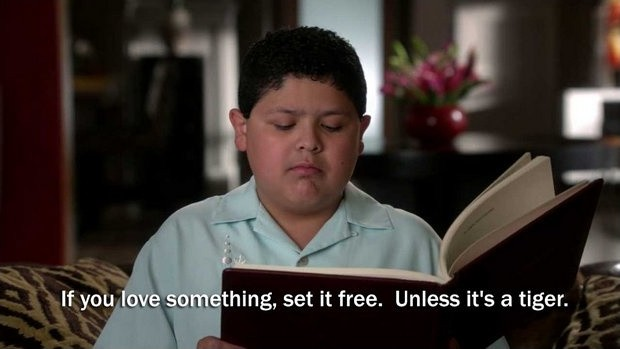 Modern Family Funny Quote 6 Picture Quote #1