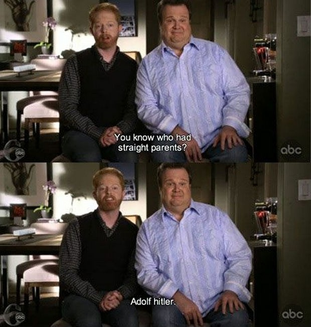 Modern Family Tv Show Quote 7 Picture Quote #1
