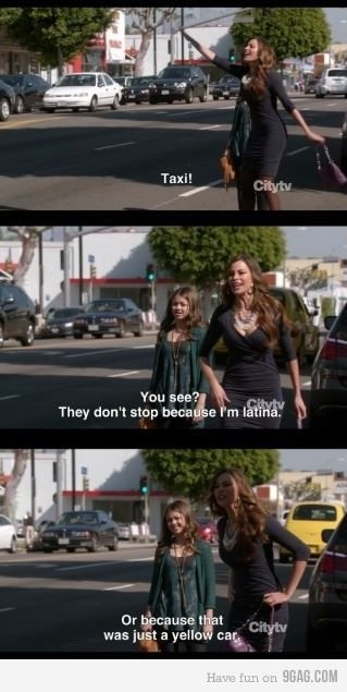 Gloria From Modern Family Quote 3 Picture Quote #1