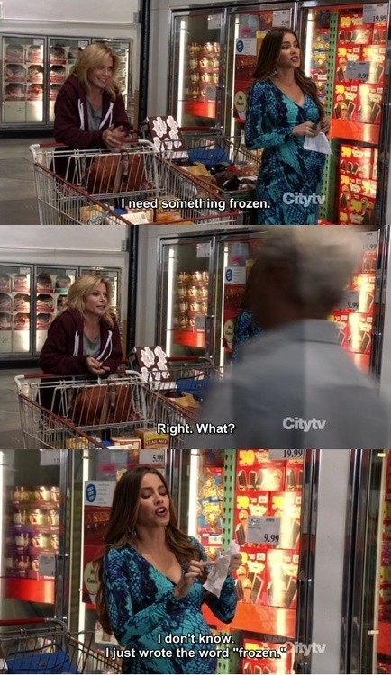 Gloria From Modern Family Quote 4 Picture Quote #1