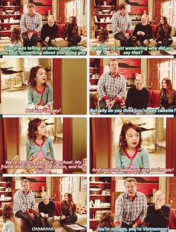Lily Modern Family Quote 11 Picture Quote #1