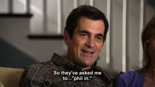 Modern Family Phil Dunphy Quote 2 Picture Quote #1