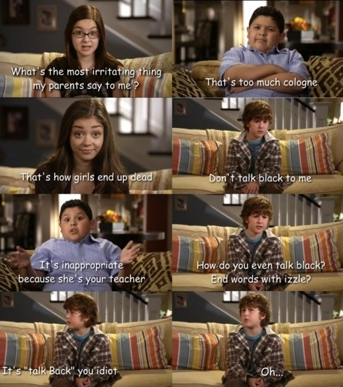 Luke Modern Family Quote 2 Picture Quote #1