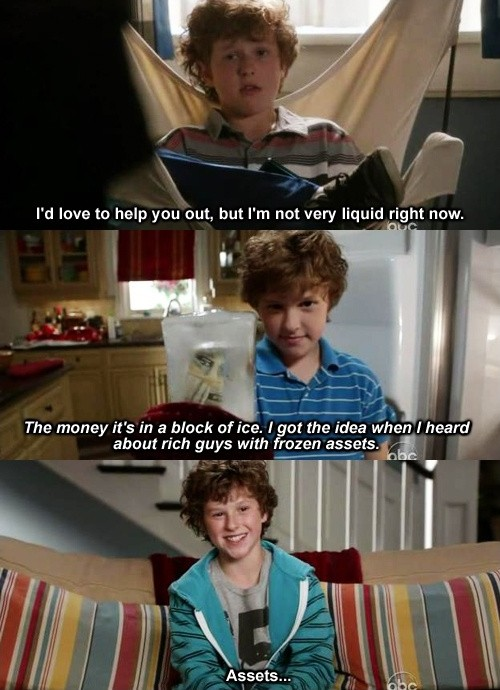 Luke Modern Family Quote 3 Picture Quote #1