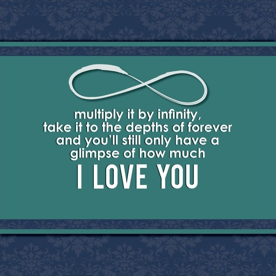 Infinity Quotes Extraordinary Infinity Quote  Quote Number 609781  Picture Quotes