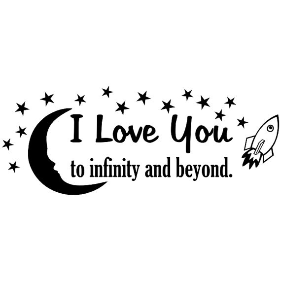 Infinity Quote About Love 1 Picture Quote #1