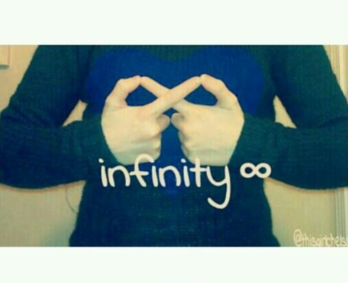 Infinity Quote 11 Picture Quote #1