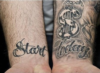 Two Word Quote For Tattoos 2 Picture Quote #1