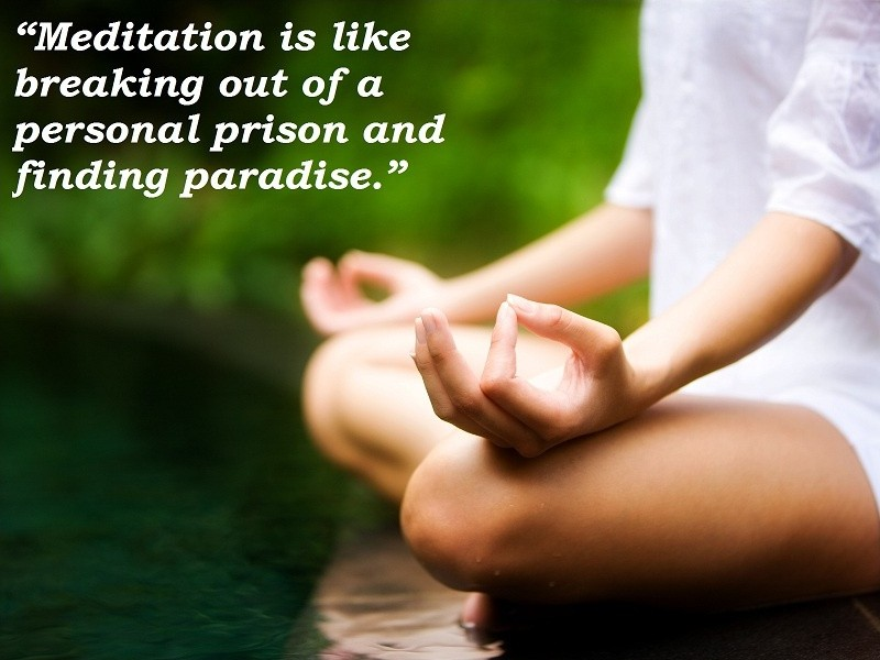 Meditation Quote 3 Picture Quote #1