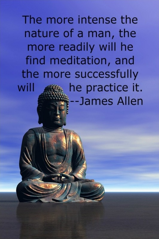 Meditation Quote 7 Picture Quote #1