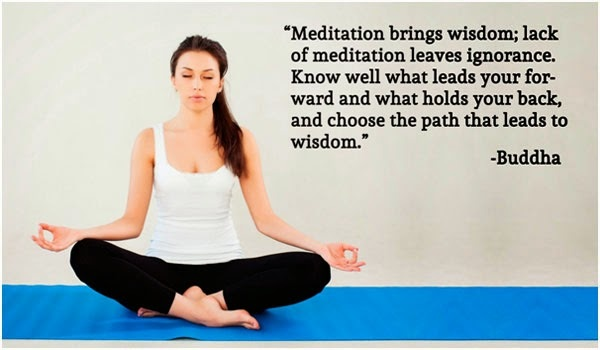 Yoga And Meditation Quote 2 Picture Quote #1