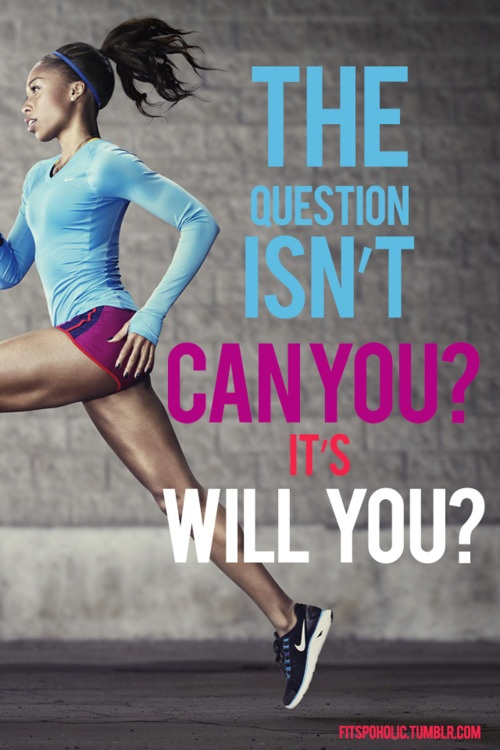 Self Motivational Fitness Quote 1 Picture Quote #1