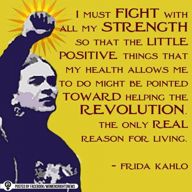 Feminist Quote 2 Picture Quote #1