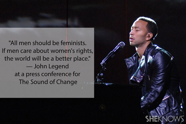 Feminist Quote 7 Picture Quote #1