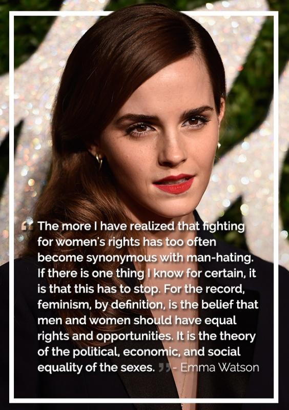 Inspiring Feminist Quote 4 Picture Quote #1