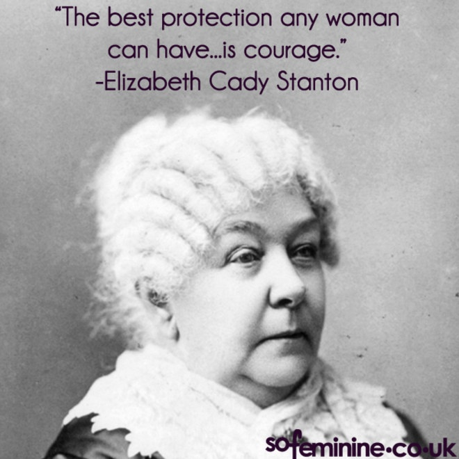Inspiring Feminist Quote 5 Picture Quote #1