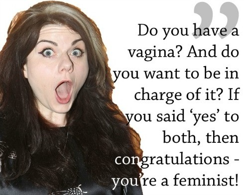 Feminist Quote 16 Picture Quote #1